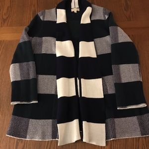 """MODCLOTH """"SIMPLY SNUGGLY"""" OPEN CARDIGAN"""